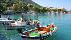 The very beautiful Vassiliki, Lefkada, Greece.  From my June 2012 trip.