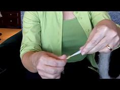 Fiber/Yarn/Knitting/Crotchet:   Learn to Spin Yarn - Park and Draft (Part 2 of 2)