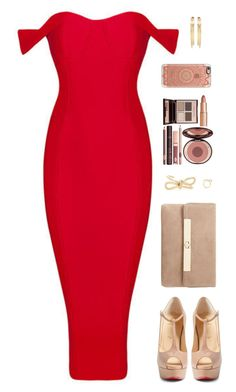 """Sin título #3656"" by mdmsb on Polyvore featuring moda, Christian Louboutin, Dune, Charlotte Tilbury, Balenciaga, Casetify y By Malene Birger"