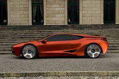 Awesome BMW M1 Concept Car! Cool