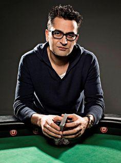 Poker Pro Antonio Esfandiari