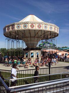 Seabreeze Amusement Park~Rochester, NY