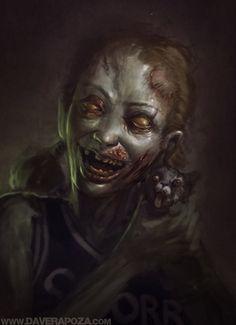 Nosferatu (female) - Minus