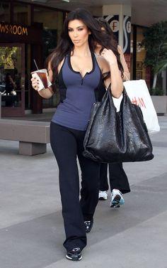 Kim Kardashian Workout Hakkındaki Yorumlar