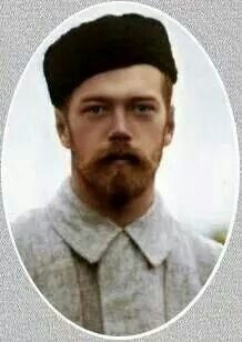 Czar NicolasII