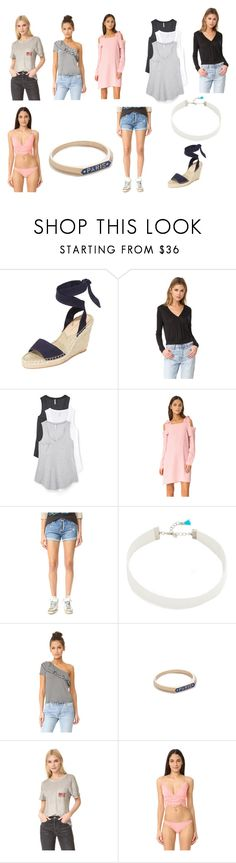 """""""summer collection sale"""" by monica022 ❤ liked on Polyvore featuring Loeffler Randall, The Hours, Z Supply, Amanda Uprichard, OneTeaspoon, Lacey Ryan, Splendid, Nora Kogan, Prince Peter and Honeydew Intimates"""