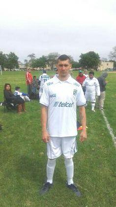 jugando con Real Hidalgo  de segunda division somos.