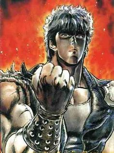 1000 images about hokuto no ken on pinterest stars