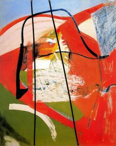 'Glide Path' (1964) by Peter Lanyon