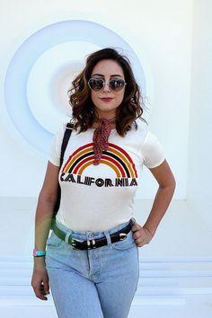 Bandana Trend bei Coachella 2016