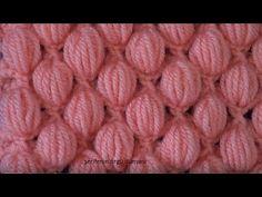Tığ İşi Üzümler Bebek Battaniyesi Modeli - YouTube