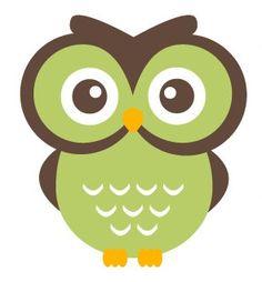 Cricut SCAL SVG Owl