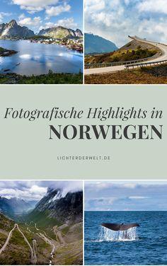 Wir zeigen dir, welche Highlights du auf deinem Weg ans Nordkap als Fotograf auf jeden Fall mitnehmen solltest!