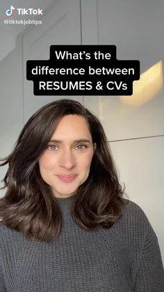 Job Interview Answers, Job Interview Preparation, Job Interviews, Video Resume, Resume Tips, Life Hacks For School, School Study Tips, Job Hunting Tips, Job Info