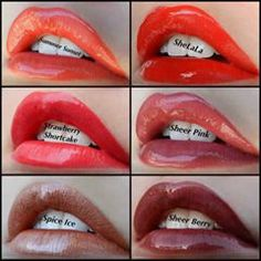 Order your colors today. we have 60 colors to choose from . stays on from 4-12 hours, It is Kiss-Proof, Smudge-Proof.. www.senegence.com.au/BeautifullLips