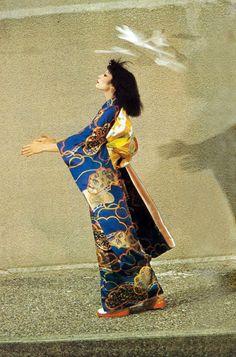 Photo by Guy Bourdin Vogue Paris 1974