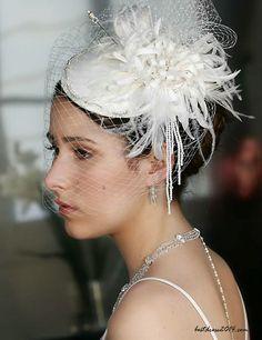 wedding hat wedding hat