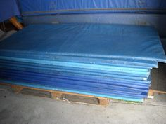 These mats that were, if anything, harder than the floor. Primary School Flashbacks