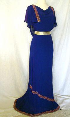 Edwardian dinner dress/dream wedding dress