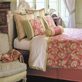 Eastern Accents Lindsay Duvet Collection-classy look and print