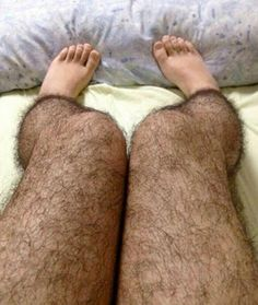 Unbelievable facts's photo: OMG, Anti-pervert hairy stockings for women are huge in China right now.