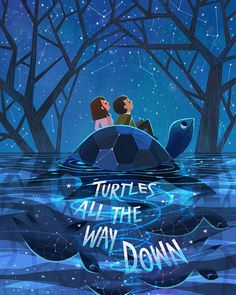 "6,827 Me gusta, 55 comentarios - Joey Chou (@choochoojoey) en Instagram: ""I am so excited I got to design a poster for @johngreenwritesbooks new book ""turtles all the way…"""