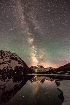 Milky Way by Joris Kiredjian