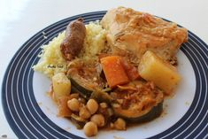 Couscous express Poulet-Merguez Cookeo Plus qu'à passer à table quand ce sera…