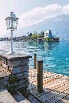 Iseltwald, Switzerland