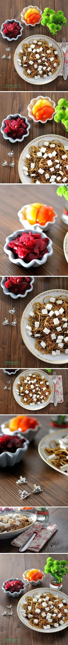 PASTA RUSTICA Feta Pasta, Roasted Onions, 15 Minute Meals, Sun Dried, Diy, Yummy Food, Ethnic Recipes, Women, Christmas Jars