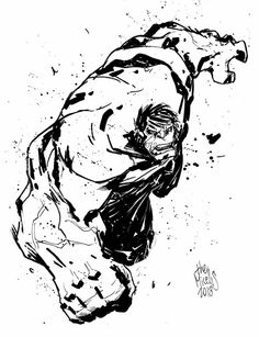 The Hulk by - Alessandro Micelli
