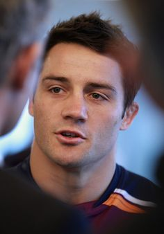 Cooper Cronk Photos - Melbourne Storm Depart For Sydney - Zimbio