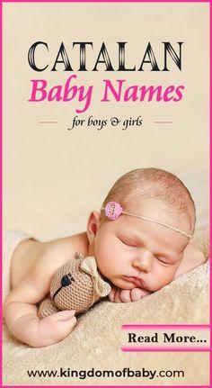 15 Most Popular Catalan Names For Baby Boys And Girls - Babynamen Baby Girl Names Spanish, Spanish Names, Names Girl, Kid Names, Popular Spanish Girl Names, Spanish Girls, Baby Names 2018, Baby Names Short, Unisex Baby Names
