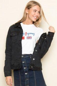 Annalee Fur Jacket