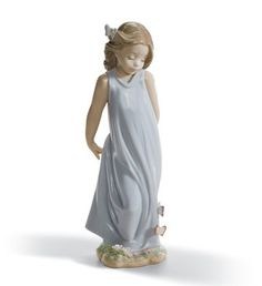 LLADRO - Friend of the Butterflies