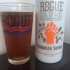 Rogue Farms Pumpkin Savior