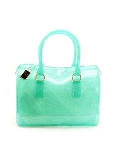 COB & PEN Glittered Jelly Bag
