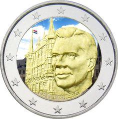 "2 Euro Luxembourg 2007 ""Palais"""