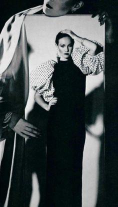 RECOLLECT VINTAGE | Current Inspiration ____________________________  1979 Yves Saint Laurent