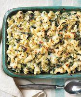 Lillian Recipes: Spanish & Artichoke Pasta