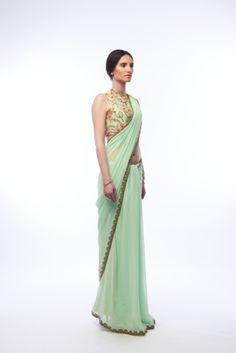 Nouveau state of mind 2016 Pakistani Wedding Outfits, Saree Wedding, Desi Wedding, Indian Outfits, Indian Dresses, Indian Blouse, Indian Sarees, Indian Wear, Indian Attire