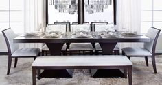 Dream dining room Inspired by this  look on @ZGallerie  from Z Gallerie