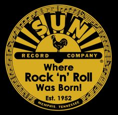 1952 - Sun Records was launched. Label was home to Elvis Presley, Johnny Cash and Jerry Lee Lewis.