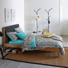2e5e6b5ac6d2 La Redoute Interieurs Tobison Cotton Duvet Cover. Coat Stands, Cotton  Duvet, Pillowcase Pattern