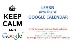 Keep Calm & Google