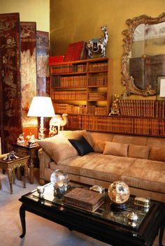 Coco Chanel's private apartment at 31, rue Cambon, Paris. Visit espritdegabrielle.com | L'héritage de Coco Chanel.
