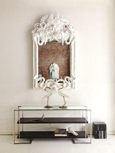 Grand Fluyt w/ Hanging Bookcase