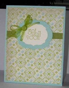 Enchantment Get Well by gails - Cards and Paper Crafts at Splitcoaststampers