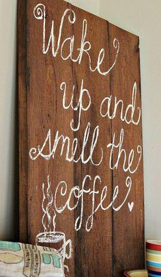For my coffee bar (:
