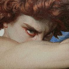 """""""""""Lucifer after being expelled from heaven for rebelling against God� Fallen Angel by Alexandre Cabanel� Renaissance Kunst, Renaissance Paintings, Angel Aesthetic, Aesthetic Art, Rennaissance Art, Arte Van Gogh, Classical Art, Oeuvre D'art, Art Inspo"""